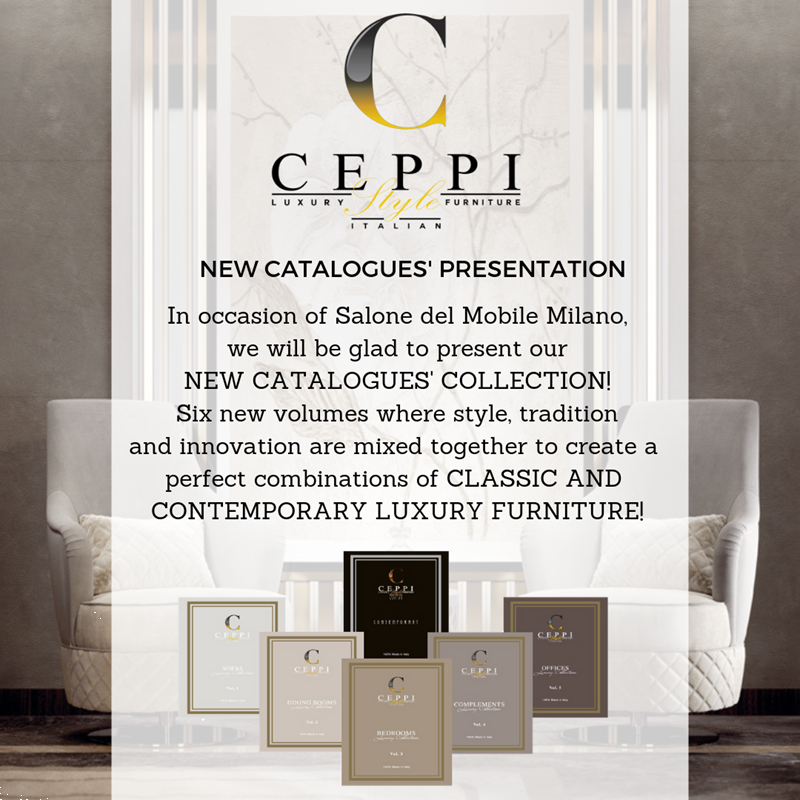 new catalogues presentation